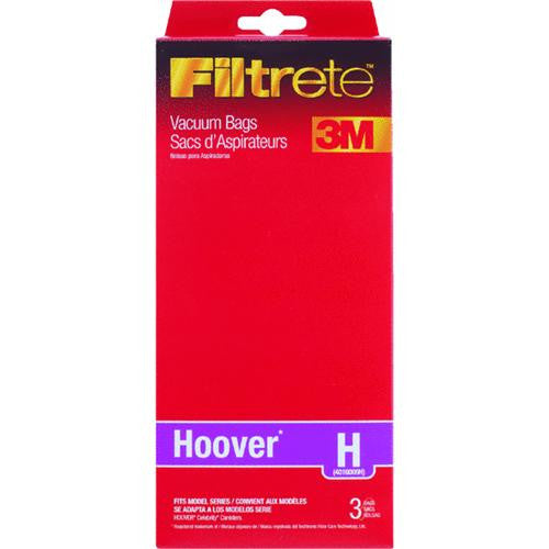 Hoover Style H Canister Vacuum Cleaner Bags 3pk