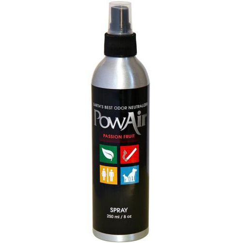 POWAIR, 8 oz / 250 ml SPRAY NEUTRALIZER - PASSION FRUIT