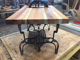Treadle Coffee Table