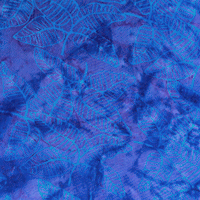 Royal Palm Rayon Batik