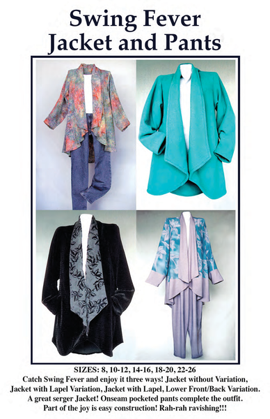 Swing-Fever Jacket and Pants