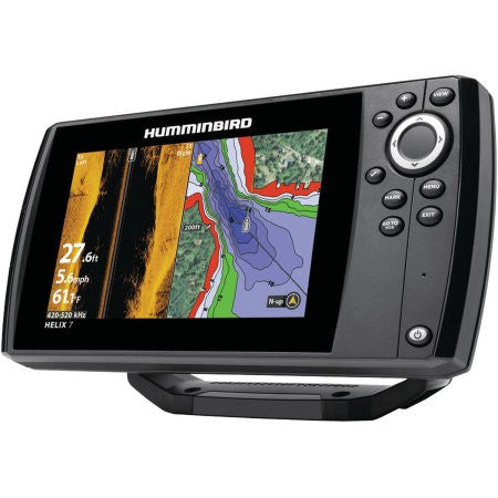 Helix 7 Chirp SI GPS G2