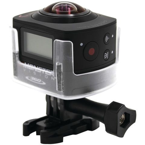 Vision 360 Virtual Reality Action Camera Set
