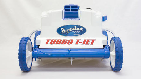 Aquabot Turbo T-Jet Inground Robotic Pool Cleaner - Robot R&R