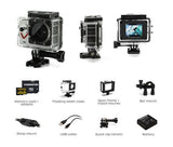 Vision HD Action Camera Set