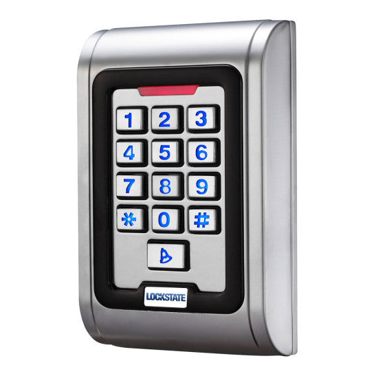 LockState Single Gang Proximity Reader and Keypad Combination - Robot R&R