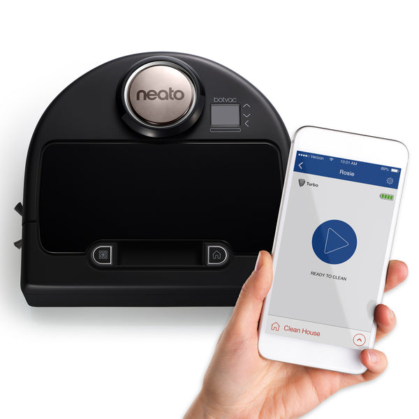 Neato Botvac Connected Robotic Vacuum - Bagless - Robot R&R