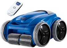 Polaris 9550 4WD Sport Robotic Pool Cleaner w/ Caddy - Robot R&R