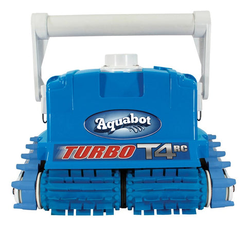 Aquabot Turbo T4-RC Robotic Pool Cleaner - Robot R&R