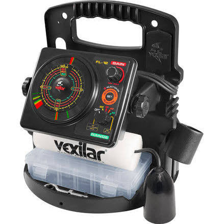 Vexilar FL-12 Propack II & 12 Degree Ice-Ducer IP1212
