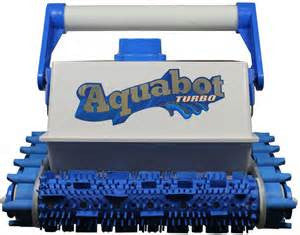 Aquabot Turbo In-Ground Pool Cleaner - Robot R&R
