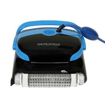 Dolphin Nautilus Plus Automatic Pool Cleaner - Robot R&R