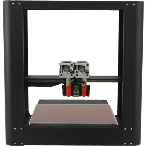 "Printrbot Assembled Printrbot Plus 3D Printer PBPASM1504 Memory Card Slot, USB, Windows, 10 x 10 x 10"", PLA & ABS"