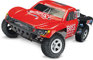 Traxxas Slash RTR 1/10 2WD Short Course Racing RC Truck, Color Varies