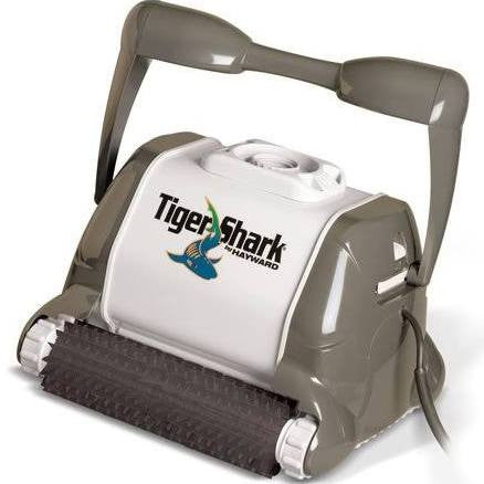 Hayward Tiger Shark Plus Robotic Pool Cleaner w/ Remote - Robot R&R