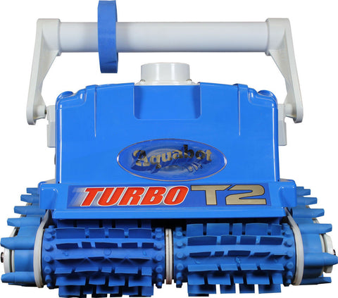 Aquabot Turbo T2 In-Ground Robotic Swimming Pool Cleaner - Robot R&R