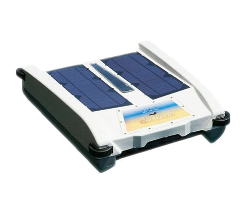 Solar Pool Technologies Solar-Breeze NX Robotic Solar Powered Pool Cleaner, 004801100000