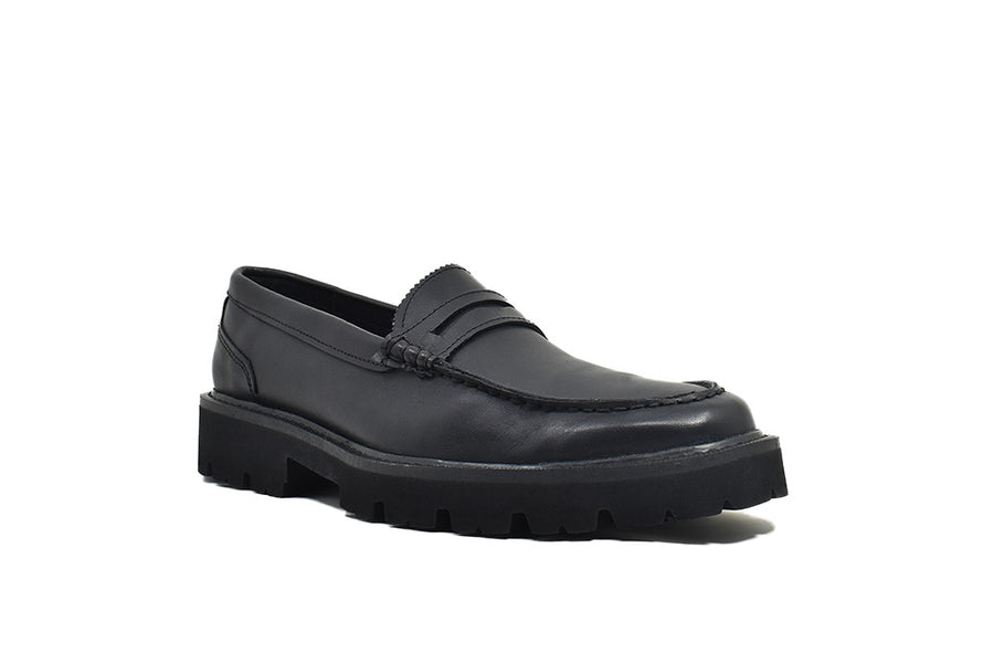 Viceversa – Mocasines Color Negro