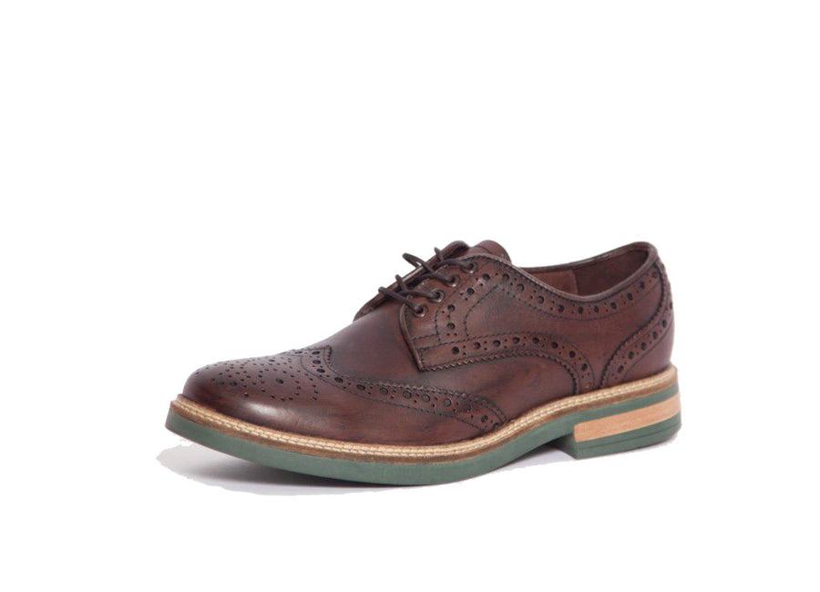 Viceversa – Zapatos Brogue Color Café