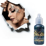 Bollywood Glitter Gel - Black