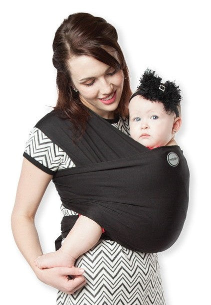 Moby Wrap Classic Black