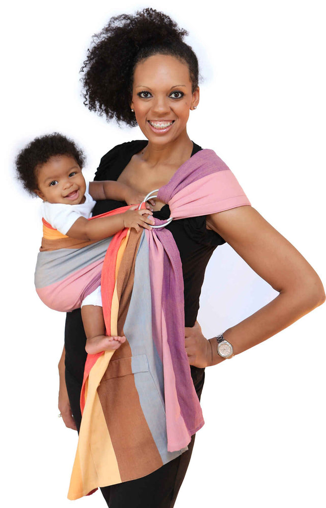 23a4904905c Maya Wrap Lightly Padded Ring Sling – Baby Carriers-n-More