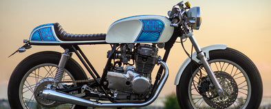 The café racer movement: freedom and individuality