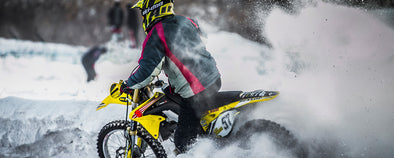 5 tips for riding during winter
