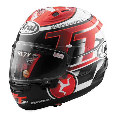 Arai Corsair-X Isle of Man 2016 Full Face Helmet