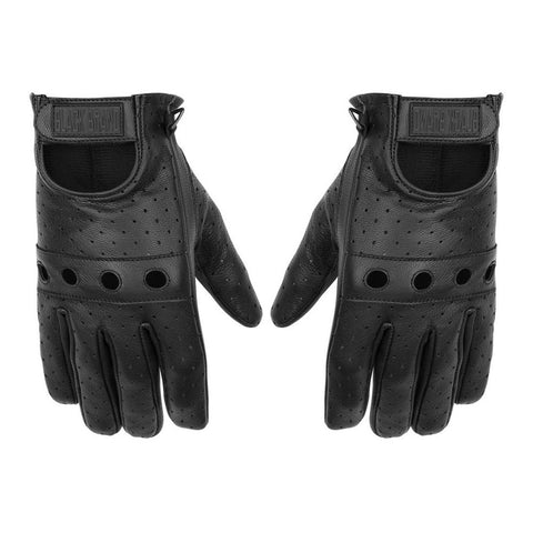 Black Brand Bare Knuckle Gloves - Black