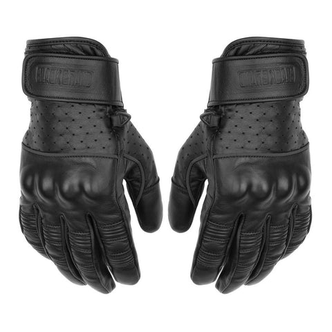 Black Brand Protector Gloves - Black