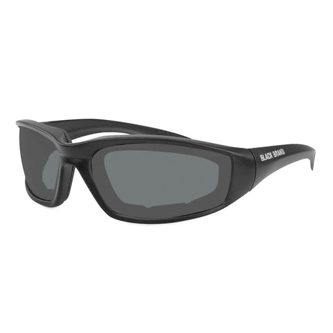 Black Brand BB2002 Clutch Sunglasses (Interchangable Lens)
