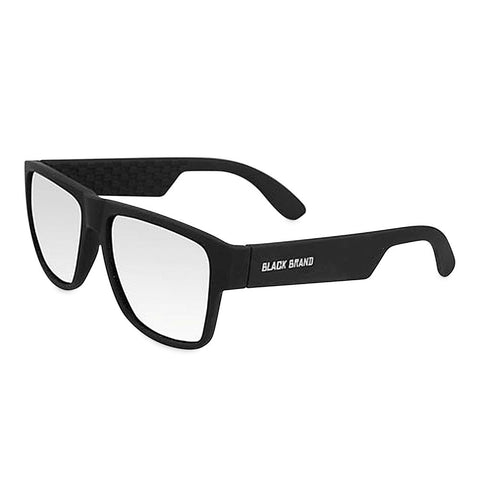 Black Brand BB2001 Fugitive Sunglasses (Smoke Lens)