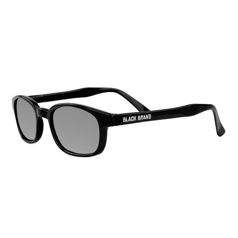 Black Brand BB2003 Outlaw Sunglasses (Smoke Lens)