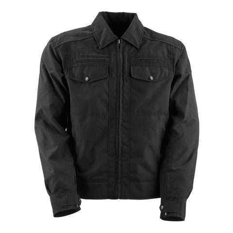 Black Brand Street Team Jacket - Dark Grey