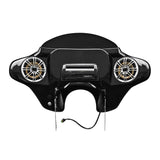 Dead Center Cycles DCF-ST-FS Full Stereo Fairing for Harley Davidson Softail
