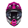Just 1 J32 Raptor MX Helmet - Pink (SM)