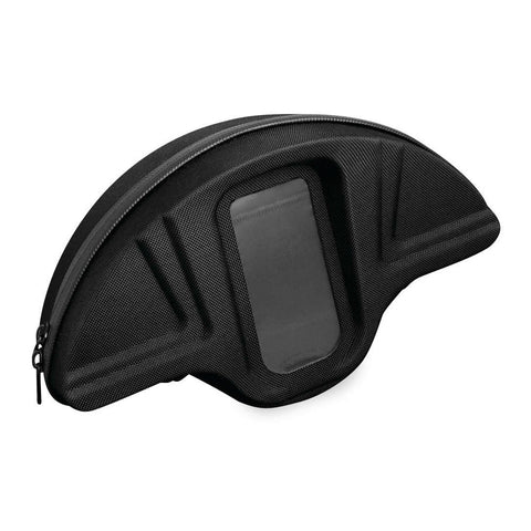 Kuryakyn 4129 Single Pocket Windshield Bag for Harley Davidson FL Touring