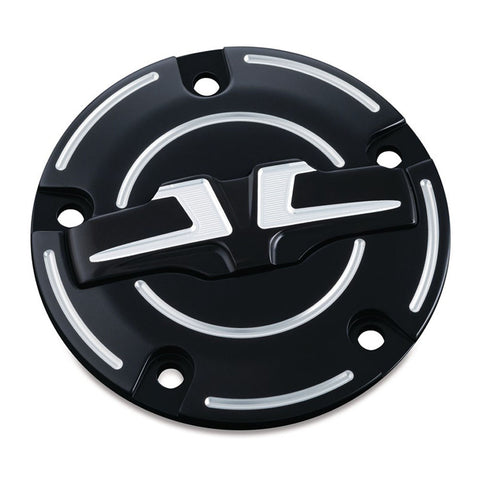 Kuryakyn Bahn 6930 Tuxedo Timing Cover for Twin Cam Engines