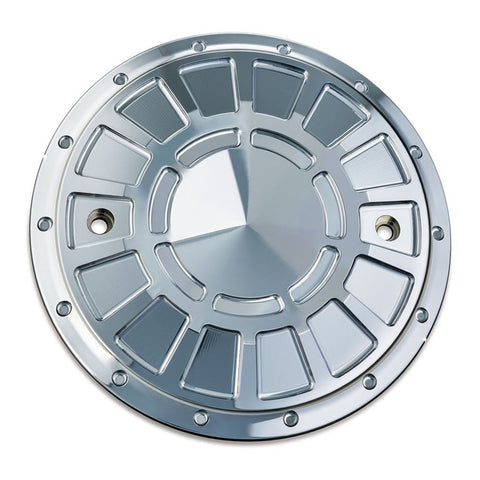 Kuryakyn Bahn 7628 Chrome Clutch Cover Accent for Victory