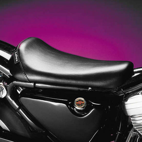 Le Pera L-006 Smooth Bare Bones Solo Seat for Harley Davidson XL Sportster