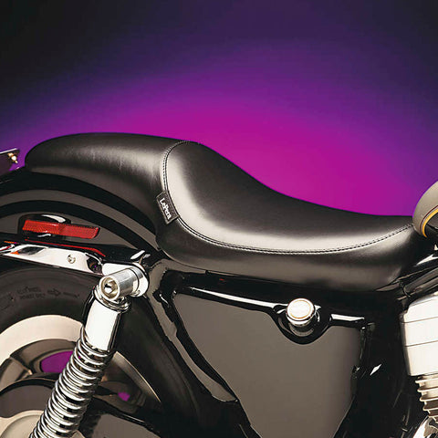 Le Pera L-866 Full Silhouette Seat for Harley Davidson XL Sportster