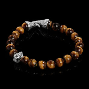 Clocks & Colours Life (Tiger Eye) Bracelet