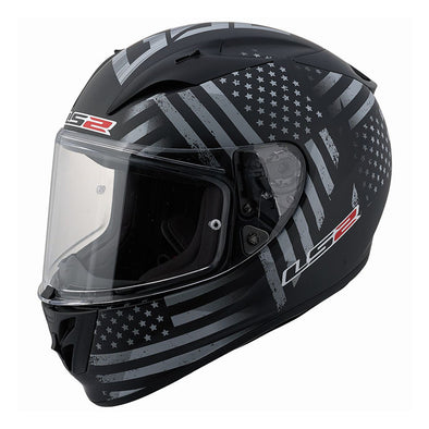 LS2 Arrow Old Glory Full Face Helmet