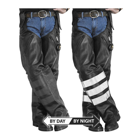 Missing Link BOHCLS Black Ops Leather Hook Chaps