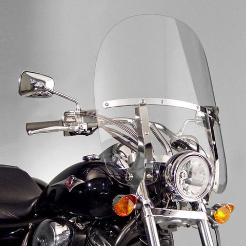 National Cycle N21135 SwitchBlade Quick Release Windshield for Kawasaki VN900C