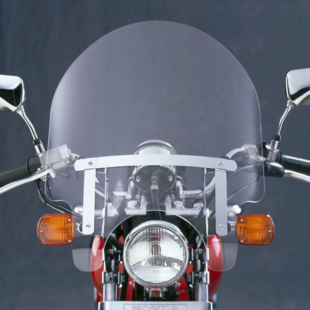 National Cycle NC125B Dakota 3.0 Acrylic Windshield for 175mm-245mm Fork Widths