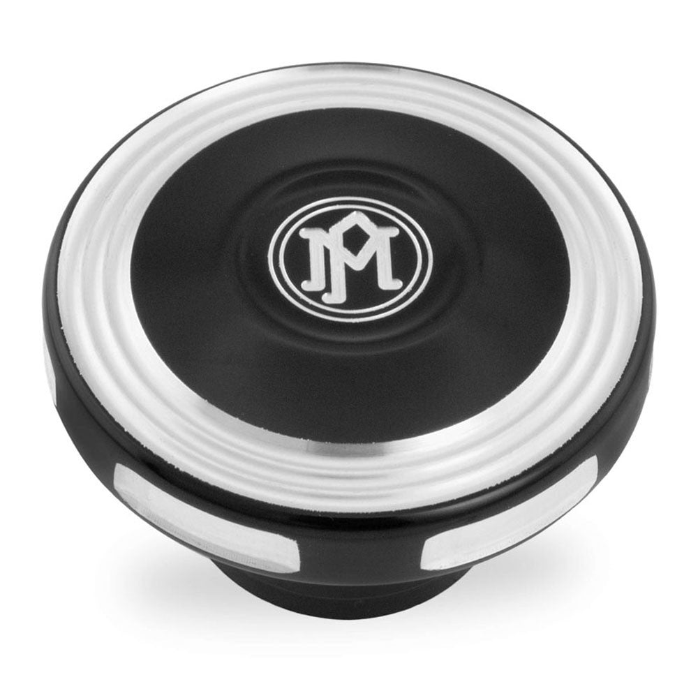 Performance Machine 0210-2019MRC-BM Contrast Cut Merc Dummy Fuel Cap