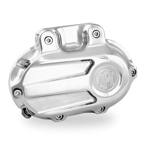 Performance Machine 0066-2024-CH Chrome Scallop 5-Speed Clutch Cover