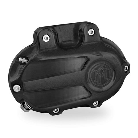 Performance Machine 0066-2027-SMB Black Ops Scallop 6-Speed Clutch Cover